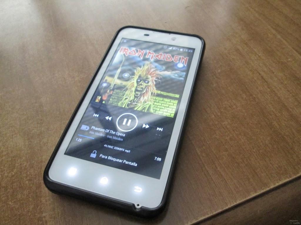poweramp smartphone